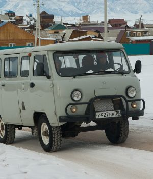 vieille camionnette