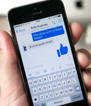 recevoir des sms